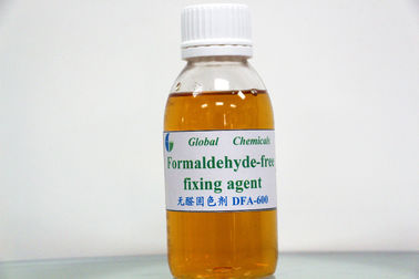 China Cationic Formaldehyde - free Fixing Agent High Fixing Ability Eco - friendly supplier