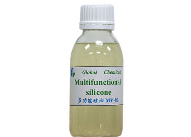 Multifunctional Silicone Hydrophilic Softener For Textiles 6 - 8 PH Value