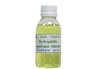 Good Hydrophilicity Amino Copolymer Silicone Oil For Towel Fabric QS - 318