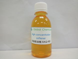 Eco - Friengly Softener XAQ-900 Amide Cationic Compounds AEEA Free