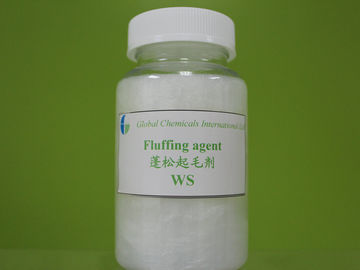 Fluffing Softening Textile Auxiliary Agent , Fatty Acid Amine Compound WS
