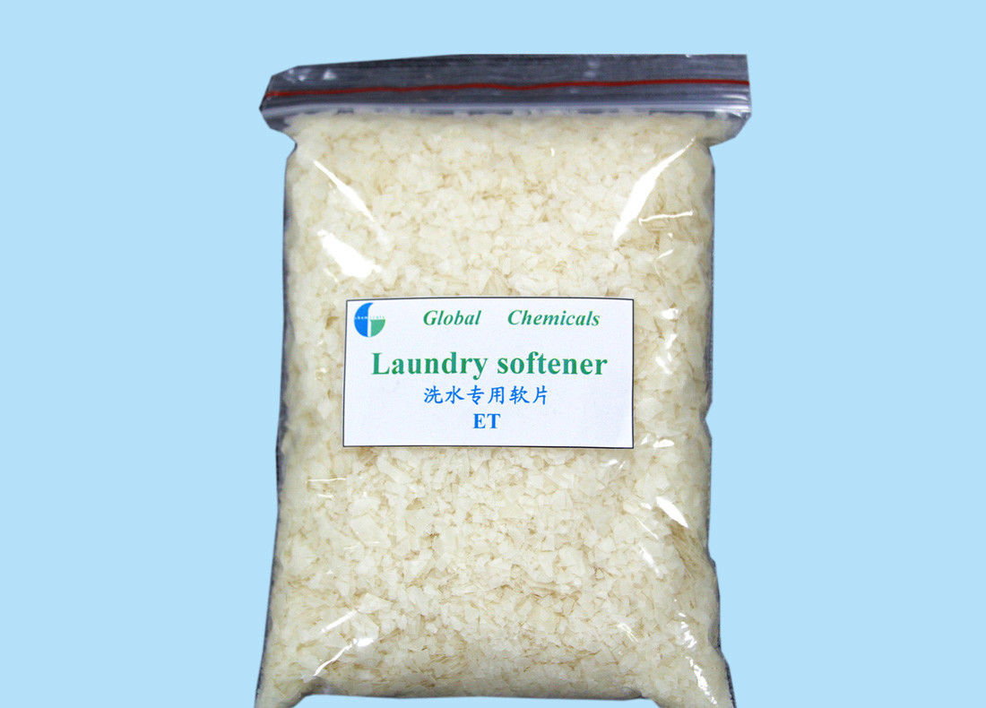 Cold Water soluble Softener Flakes Soulbio ET For Laundry / Washing Plants