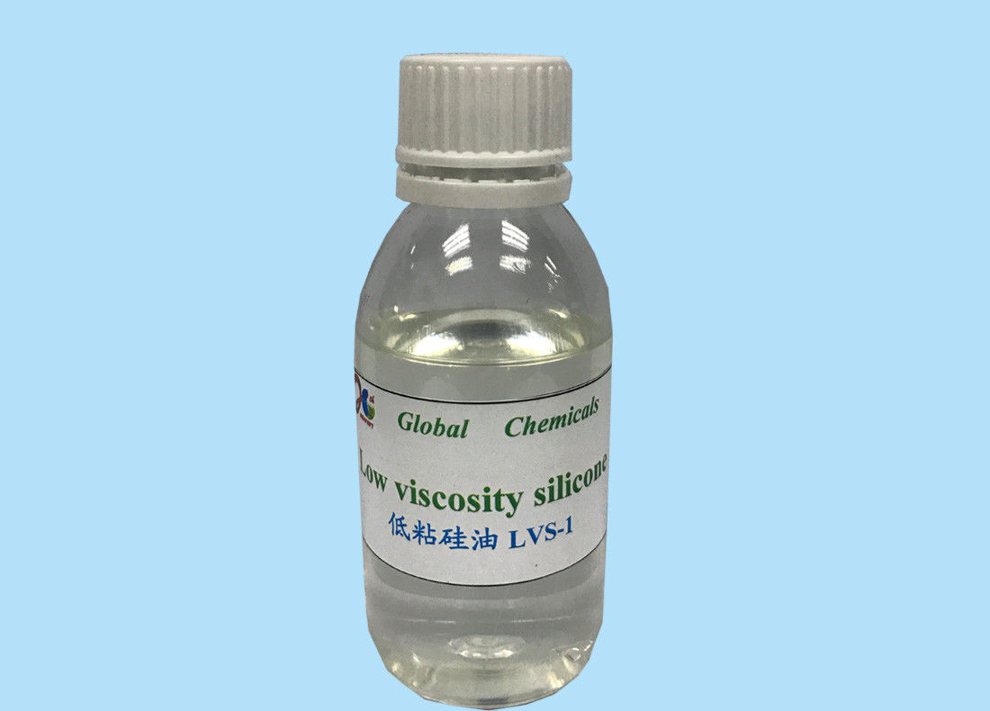Textile Finishing Softener Low Viscosity Silicone LVS-1 Low Yellowing