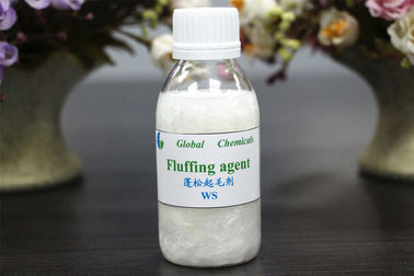 China Fatty Acid Amine Compound Cationic Fluffing Textile Auxiliary Agent WS For Fabric factory