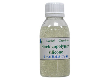 Low Yellowing Good Hydrophilicity Silicone Block Copolymer DY - 80 For Sweaters