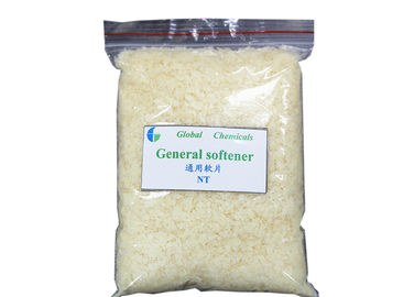 China Chemical Auxiliary Agent General Eco Fabric Softener For Jeans / Washing Fabric factory