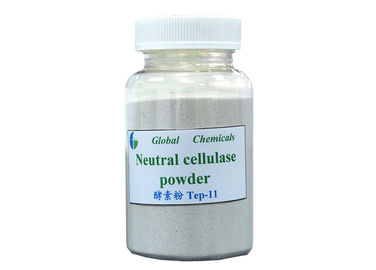 Chemical Enzyme Neutral Cellulase Powder For Stone Washing Lower Back - Staining