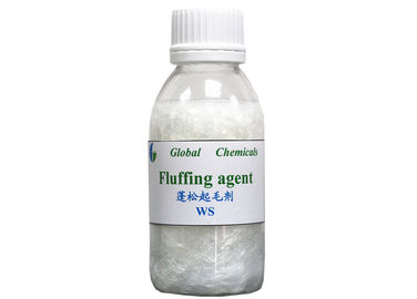 China Natural / Synthetic Fibre Textile Auxiliary Agent Cationic Fluffing Agent WS factory