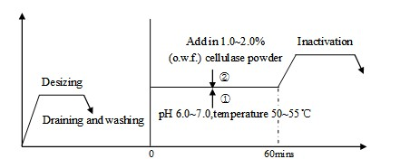 Concentrated Neutral Cellulase Enzyme for Textile Biopolishing Conzyme