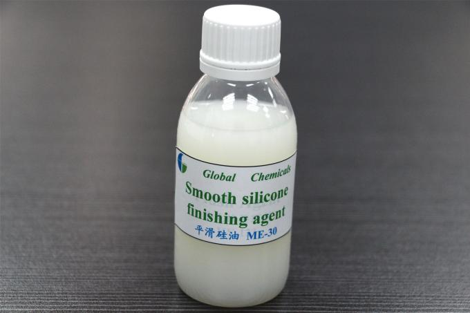 Amino Smooth Silicone Finishing Agent ME -30 Dissolved In Water