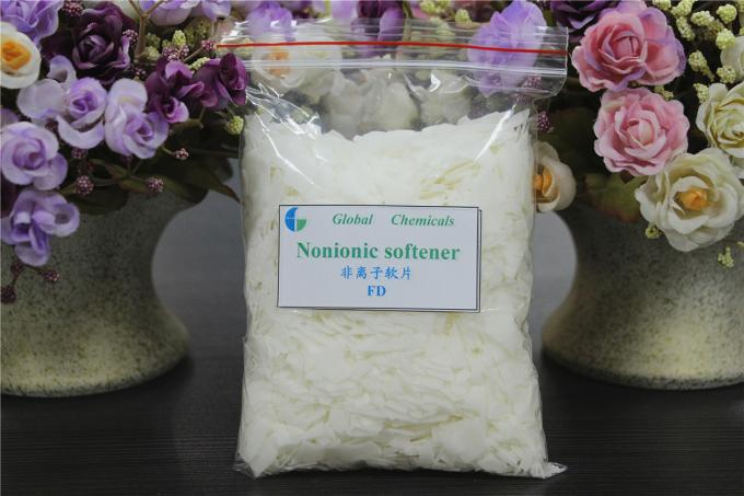 Dyeing House Non Ionic Softener With High Requirement Color Shade / Whiteness