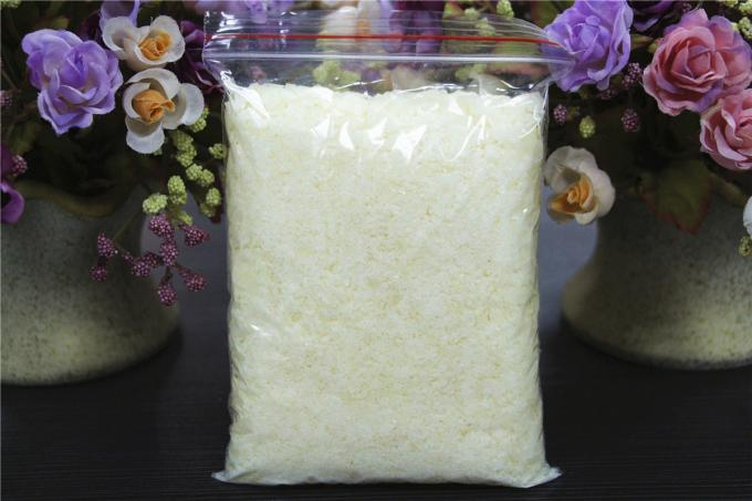 Super Soft Instant Dissolving Softener Flakes Cationic Cold Water Soluble